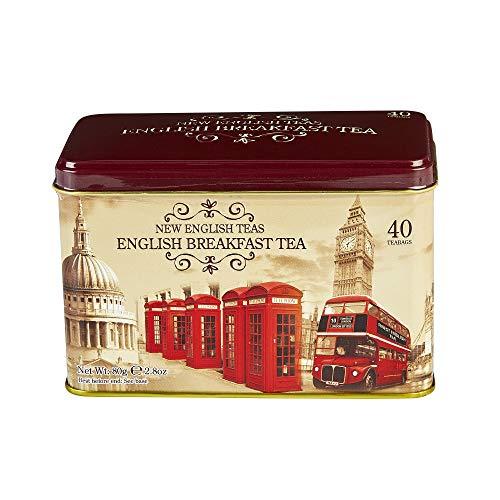 Nuevo English Teas Memorabilia Range Vintage England