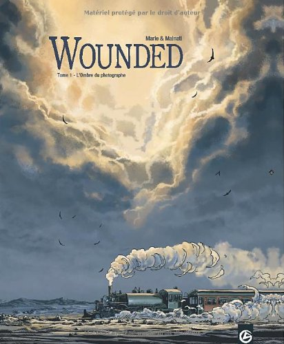 Wounded - volume 1 - L'ombre du photographe
