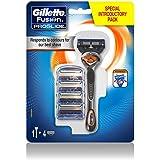 Gillette Fusion ProGlide - Rasoio con sistema a testina flessibile FlexBall