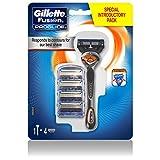 Gillette Fusion ProGlide Rasierer Starter-Set