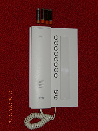 Ritto 1768070 DECT Wohntelefon white