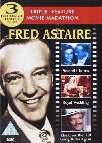 Fred Astaire - Triple Feature Mo...