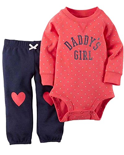 Kidsform Baby Unisex Langearm Body Romper Overalls Outfits Jumpsuits Bekleidung Rot 18M