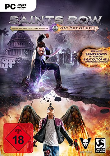 Saints Row IV Game of the Century Edition + Gat Out of...
