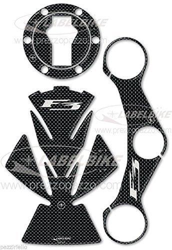 Sticker Kit Harz 3d Schlittschuhe-Schutz stickers Kompatibel für Motorrad MV Agusta F3