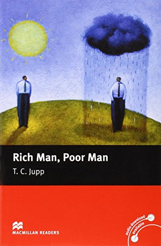 Rich Man Poor Man Beginner (Macmillan Reader)