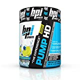 BPI Sports 250 g Pump-HD Blueberry Lemon