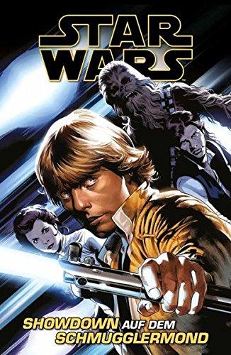 Star Wars Comics: Showdown auf dem Schmugglermond (Ein Comicabenteuer) -