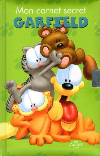 Mon carnet secret Garfield