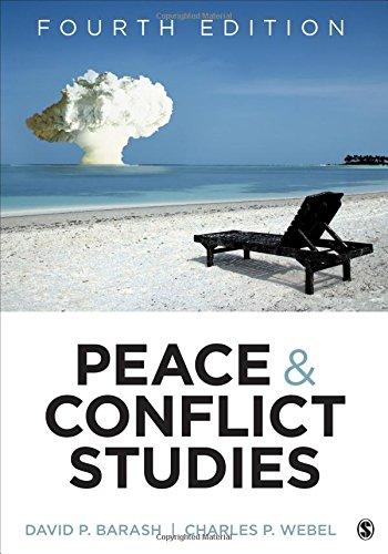 Peace and Conflict Studies por David P. Barash