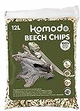 Komodo Buchenholz-Chips