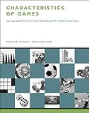 Characteristics of Games (MIT Press) (English Edition)
