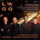 Interchange - Concertos for Guitar Quartet