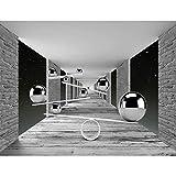 Fototapeten 3D - Raum 352 x 250 cm Vlies Wand Tapete Wohnzimmer Schlafzimmer Büro Flur Dekoration Wandbilder XXL Moderne Wanddeko - 100% MADE IN GERMANY - Runa Tapeten 9154011c