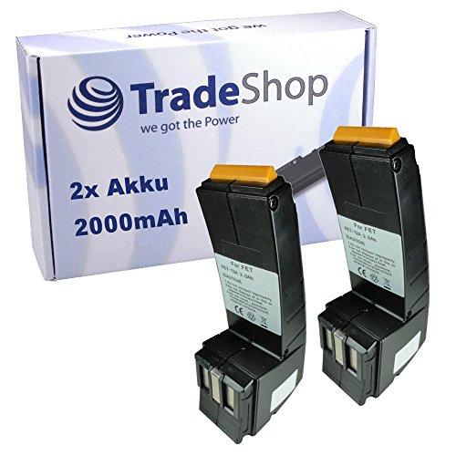 2x Hochleistungs Ni-MH Akku 12V / 2000mAh für Festool Festo BPH-12 BPH-12-C C-12 FS-1224 BP-CDD-12 CDD-12-FX CENCC45Plus C-12-DUO CDD-12 CDD-12-E C-12-GG CCD-12-ESC%0d%0a