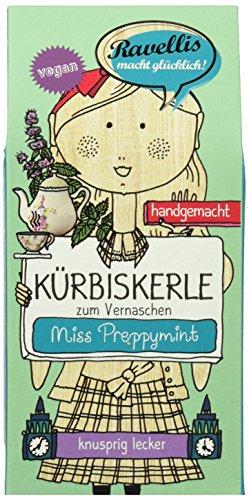 Ravellis Kürbiskerle – Miss Preppymint, 3er Pack (3 x 80 g)