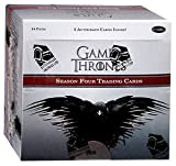 Game of Thrones Season 4 Factory Sealed Box of 24 Trading Card Packs by Game of Thrones