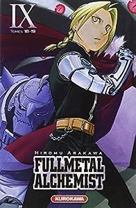 Fullmetal Alchemist Edition reliée Tome IX (18-19)