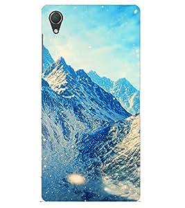 Doyen Creations Designer Printed High Qulaity Premium case Back Cover For Sony Xperia M4 AQUA DUAL