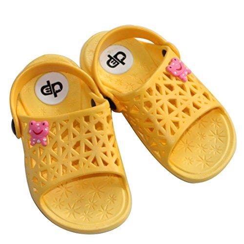 Ciabatte Diapolo Cute bambini ciabatte infradito sandali Chill, giallo, 23 EU