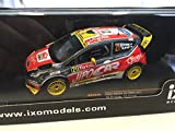 Générique 1:43 Rally Car Ford Fiesta RS WRC Prokop Rally Monte Carlo 2013 1:43 IXO RAM545