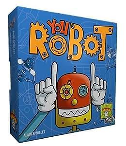 Asmodée - YRMU01 - Jeu famille - You Robot
