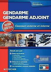 Gendarme Gendarme adjoint - Concours externe et interne - Nº65 - Edition 2014-2015