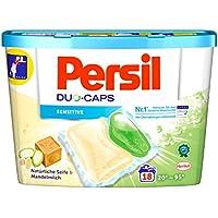 Persil Sensitive Duo-Caps, (4 x 18 lavages)
