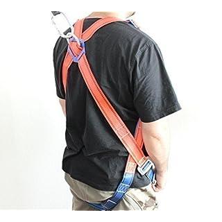 Sicherheitsgeschirr für Gerüstebauer 362119 Bergsteigen Abseilen Sicherheitsgeschirr gegen Absturz