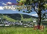 Glanzlichter Erzgebirge 2010: 12 Erzgebirgsregionen in Wort und Bild mit aquarellierter Straßenkarte - PhillisVerlag GmbH