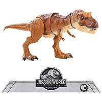 Jurassic World T- Rex Attaque Figurine, FMY70