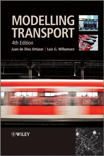 Modelling Transport 4e por Ortuzar