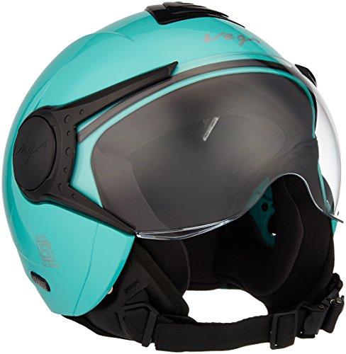 Vega Verve Open Face Helmet (Women's, Mint, M)