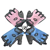 Womens Breathable Movement Gloves Design for Weight Lifting, Power Lifting, Bodybuilding & Strength Training Workout Exercises - Blue