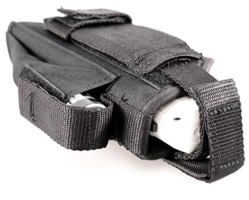 SDG Personal Defense Pistole Walther PDP im Set mit Pfefferkartusche und HQ Gürtelholster Abbildung 3