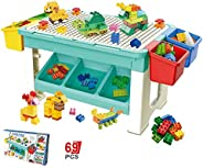 Little Story Blocks 3 in 1 Activity Table  , Multi color, Pack of 1