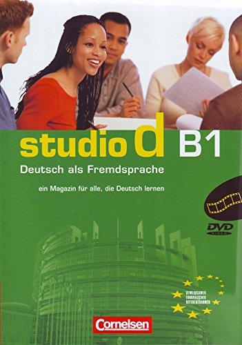 studio d - Grundstufe / B1: Gesamtband - Video-DVD mit Übungsbooklet