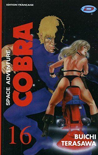 Cobra Space Adventure T16