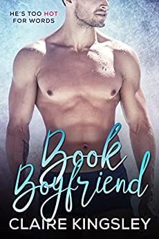 Book Boyfriend by [Kingsley, Claire]