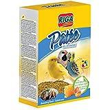 Riga Pâtée d'Élevage aux Miel- Œufs pour oiseaux Boite de 500 g - Lot de 3