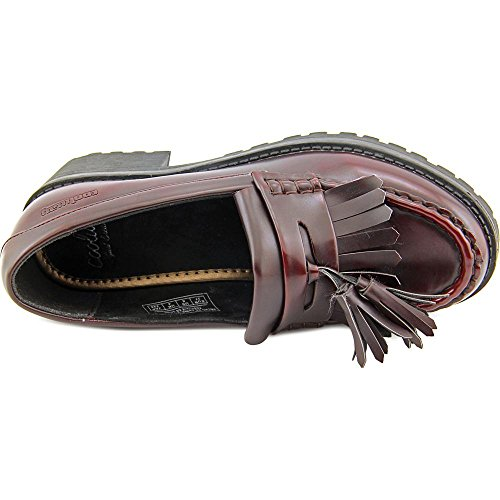 Coolway Cayla Femmes Synthétique Mocassin Burgundy