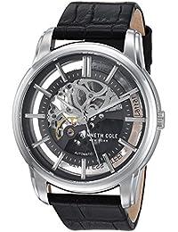 Kenneth Cole New York Montre Homme Montre bracelet cuir kc15116001automatique