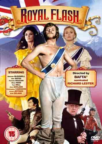 Bild von Royal Flash [DVD] [UK Import]