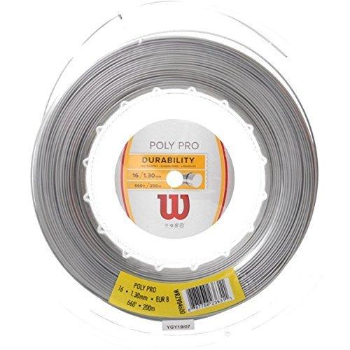 Wilson Poly Pro 200M 1,25Mm Corde