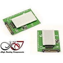 Kalea-Informatique–Convertidor adaptador M2PCIe M Key hacia U2(68pin SFF-8639)–para montar un SSD M.2Gen 3.0NVMe en lugar y Plaza de un SSD U.2–con Radiador