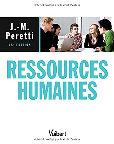Gestion Des Ressources Humaines - Ressources humaines - 15e