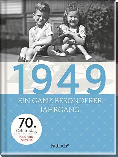 1949: Ein ganz besonderer Jahrgang - 70. Geburtstag 70