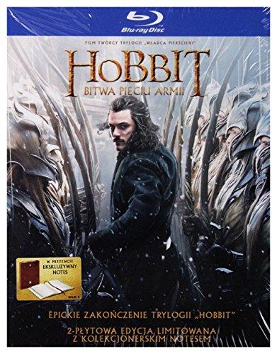A hobbit: Az Ăśt sereg csatĂĄja (BOX) [2Blu-Ray] [Region B] (IMPORT) (Nessuna versione (Pace Lilly)