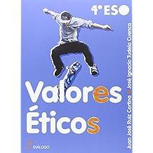 Valores Éticos 4º ESO - 9788496976917