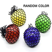 Leoboone Cute Stress Relief Ball Novetly Squeeze Ball Hand Wrist Exercise Antistress Slime Ball Toy Funny Gadgets Toys